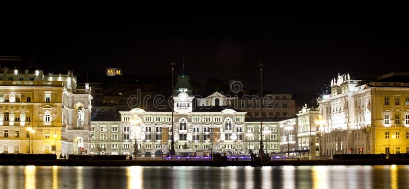Trieste fotografía de archivo libre de regalías