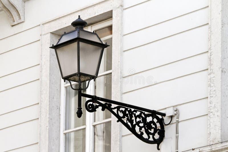 Trieste lampion obraz stock