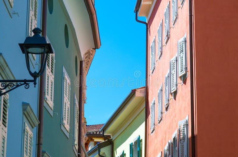 Trieste, las arquitecturas y artes imágenes de archivo libres de regalías