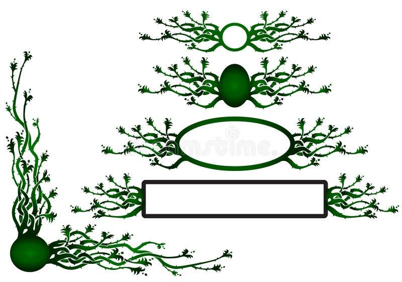 triffidus maximus διανυσματική απεικόνιση