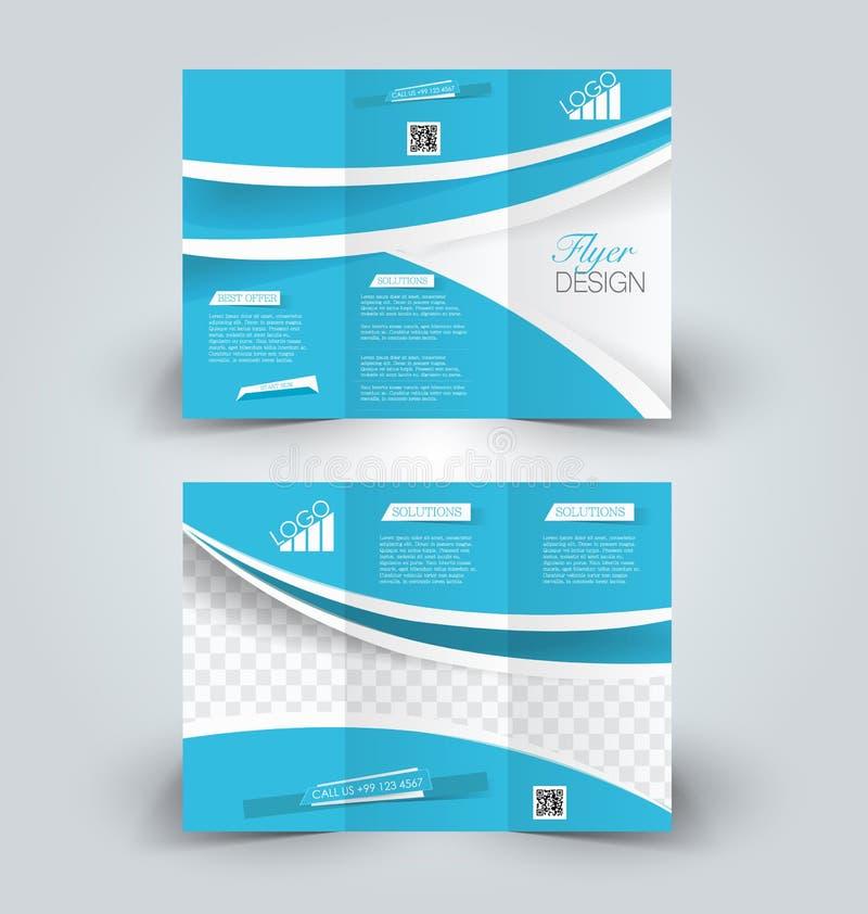 Trifold business brochure leaflet template stock vector download trifold business brochure leaflet template stock vector illustration of leaflet communication 63827325 flashek Choice Image