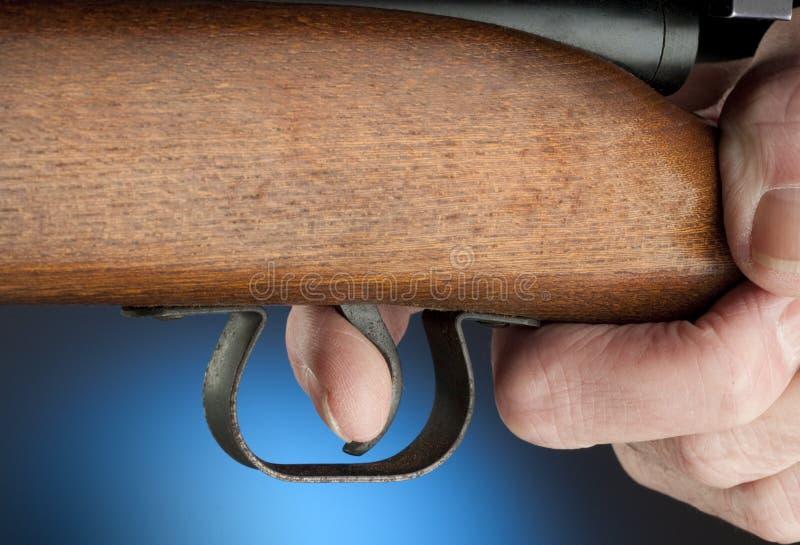 Download Trigger finger stock photo. Image of sport, retro, vintage - 17942184