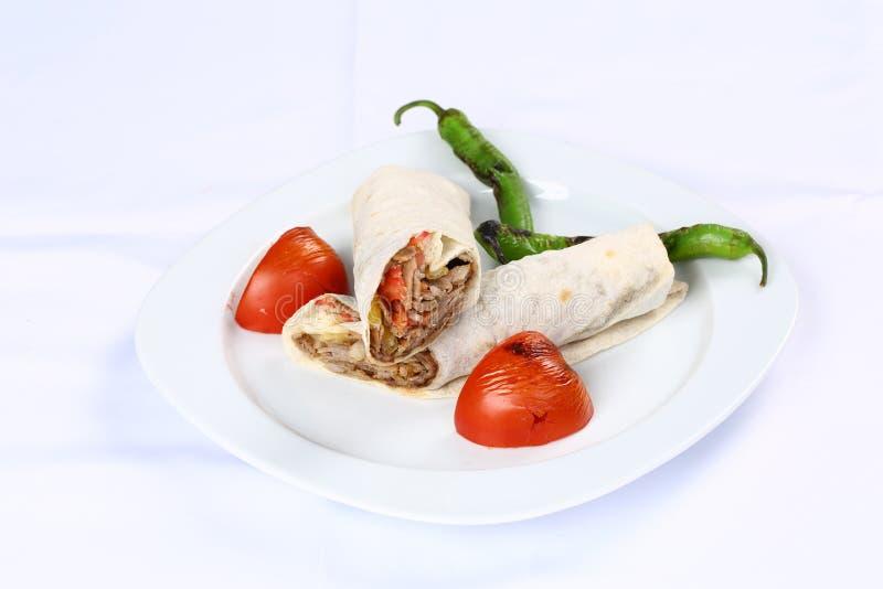 Trigo duro turco tradicional, abrigo imagen de archivo