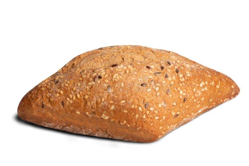 Trigo inteiro bread fotografia de stock royalty free