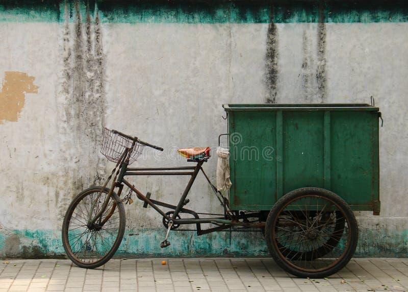 Trike bizarre photo libre de droits
