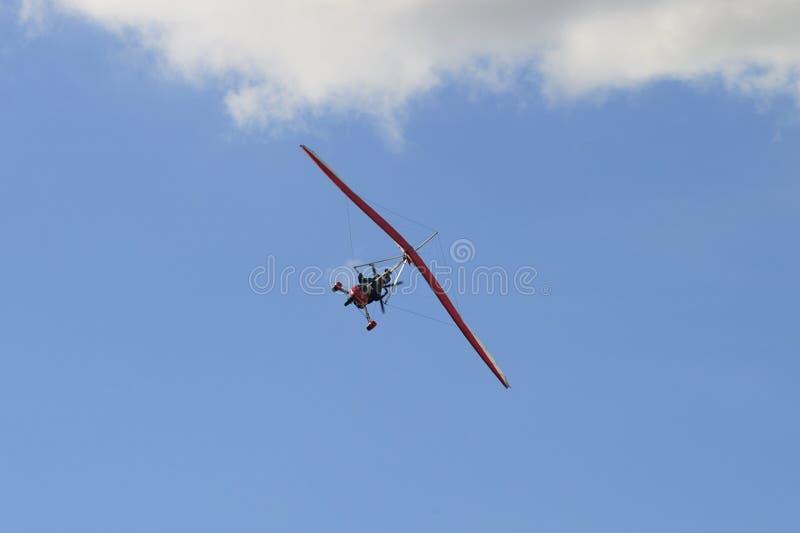 Trike psto do paragliding imagens de stock royalty free
