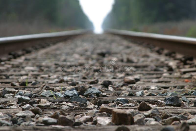 Download Trilhas do RR foto de stock. Imagem de aço, trilha, estrada - 52500