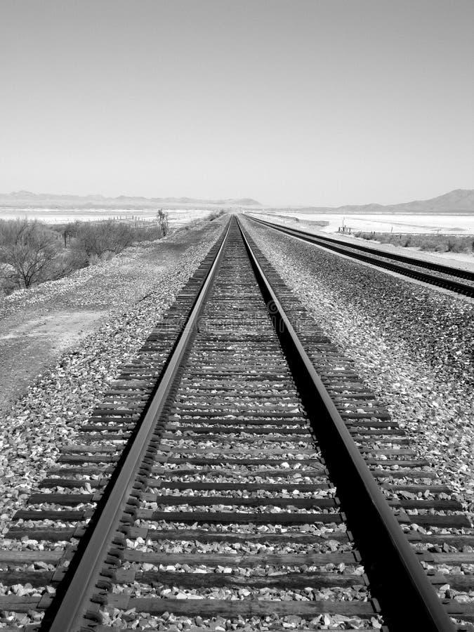 Trilhas Railway fotos de stock