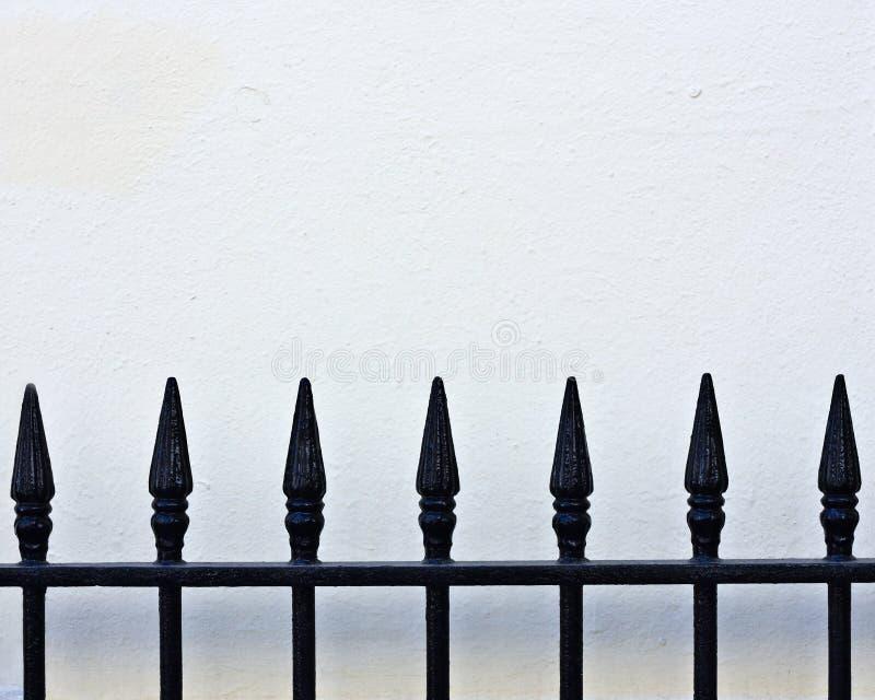 Trilhos do ferro fotografia de stock