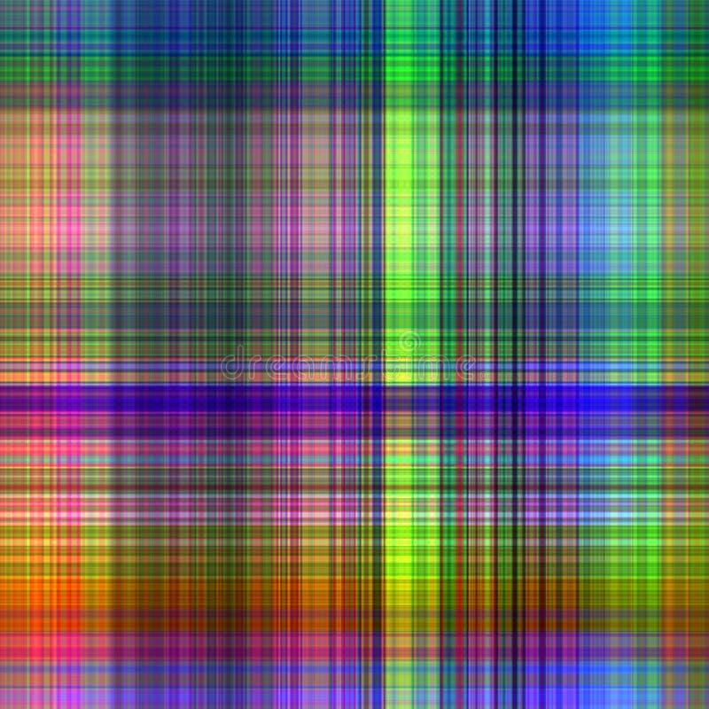 Trillend kleurenpatroon. royalty-vrije illustratie