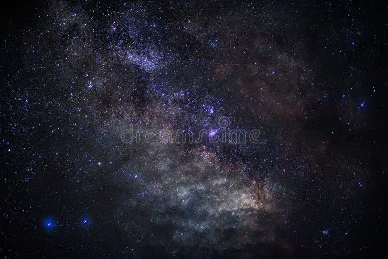 Trillende Melkweg royalty-vrije stock fotografie