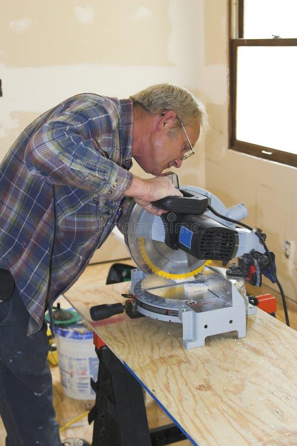 Free Trim Carpenter Royalty Free Stock Photo - 2248665