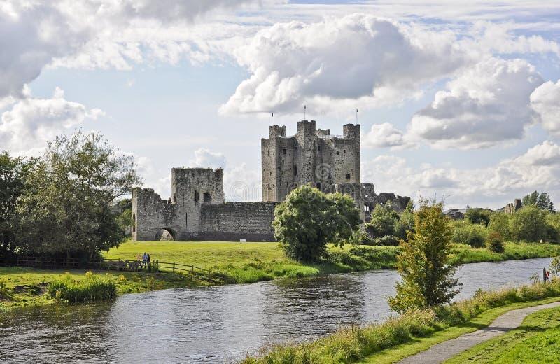 Trim Castle stock image