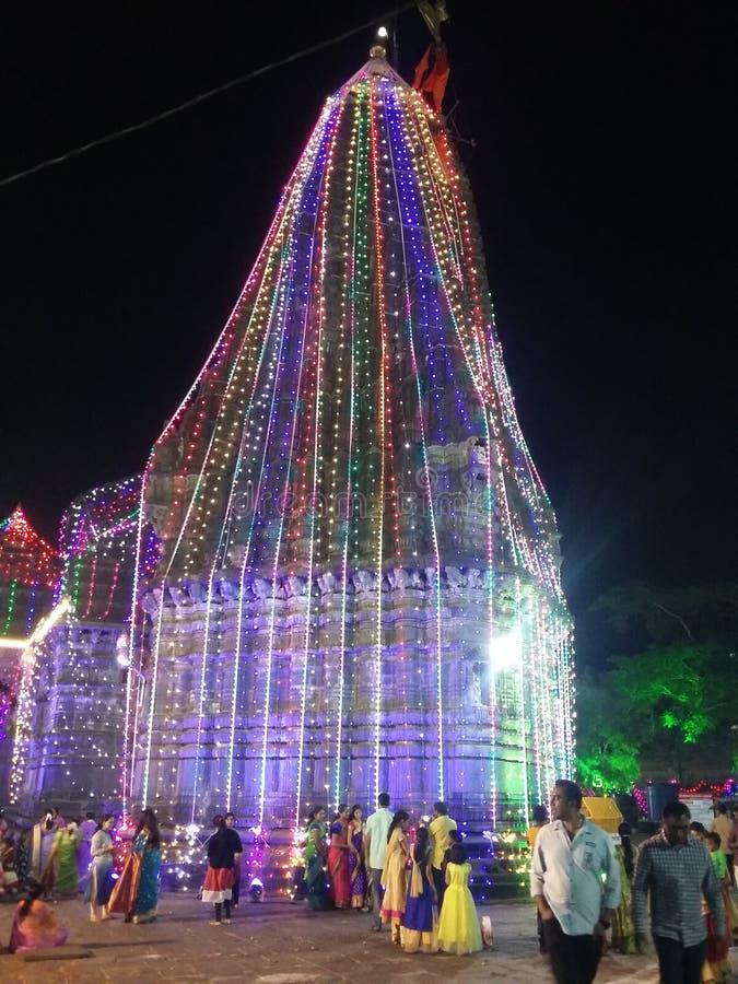 Trimbakeshwar stockbild