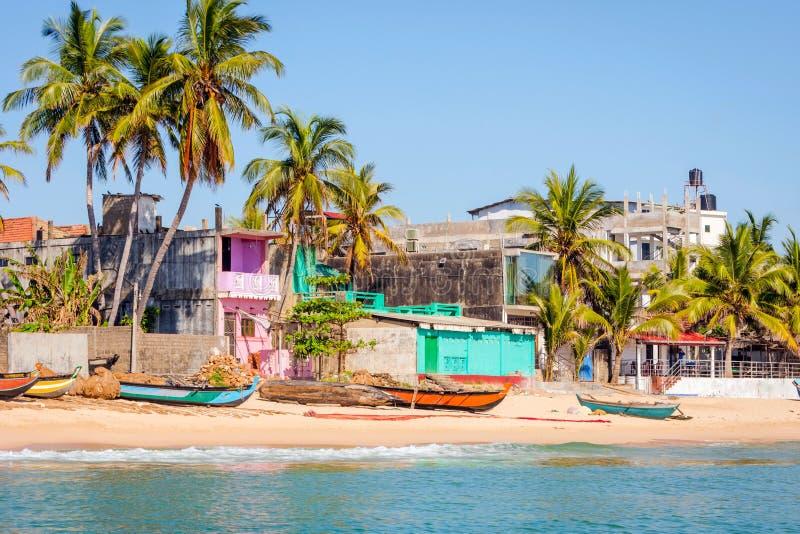 Trincomalee, Σρι Λάνκα στοκ φωτογραφία