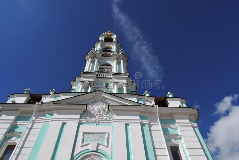 Trindade Sergius Lavra em Rússia foto de stock