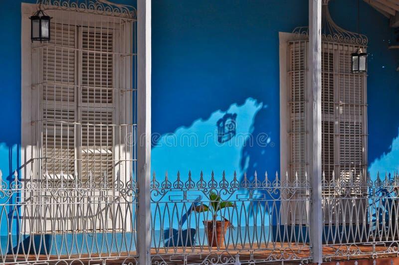 Trinidad de Kuba fotografering för bildbyråer