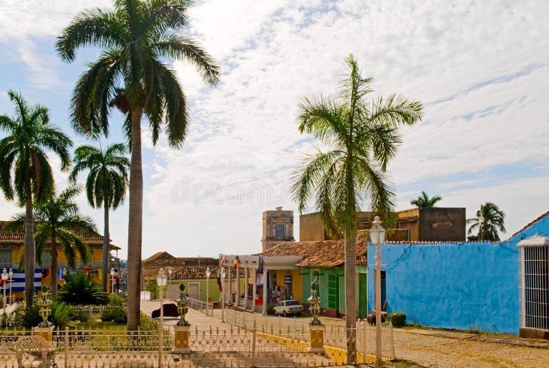 trinidad arkivbild