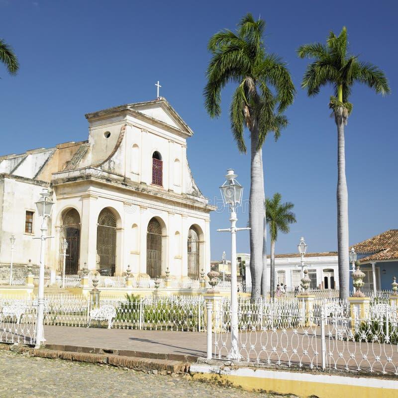 Trinidad, Cuba stock afbeelding