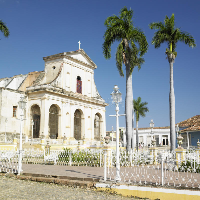Trinidad, Cuba imagem de stock