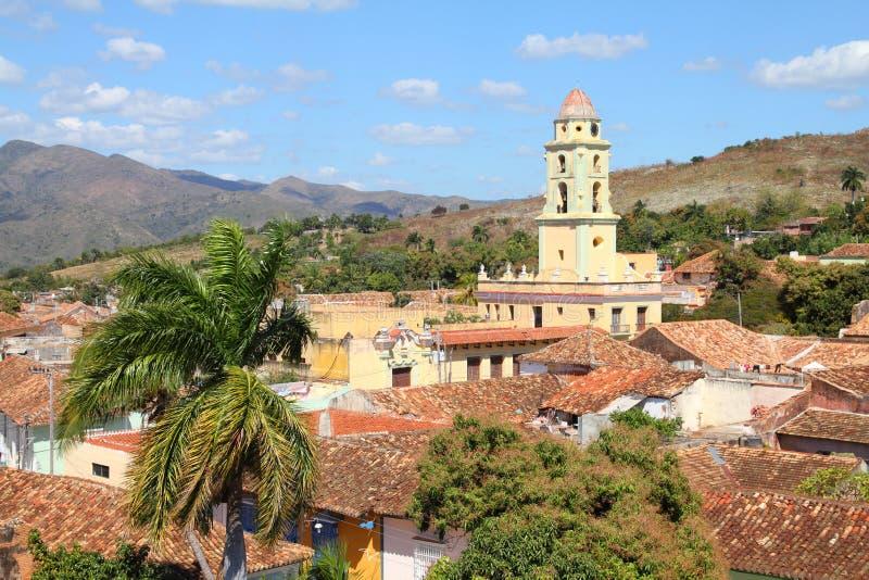 Trinidad, Cuba royalty-vrije stock foto