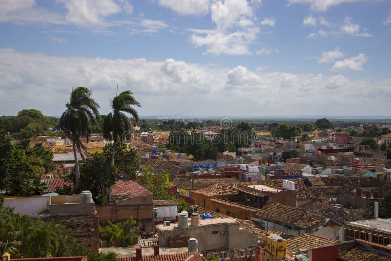 Trinidad Cuba fotografia de stock royalty free
