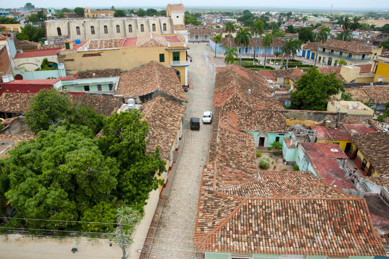 Trinidad - Cuba royalty-vrije stock afbeeldingen