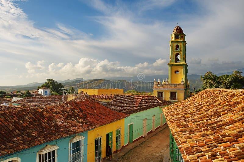 Trinidad_Cuba1 royalty free stock photography