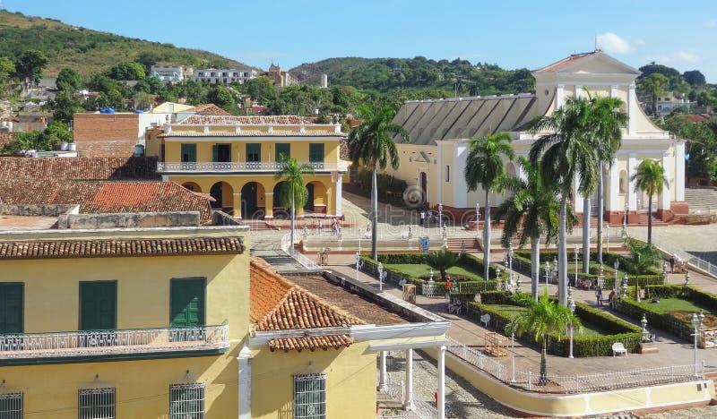 Trinidad i Kuba royaltyfri fotografi