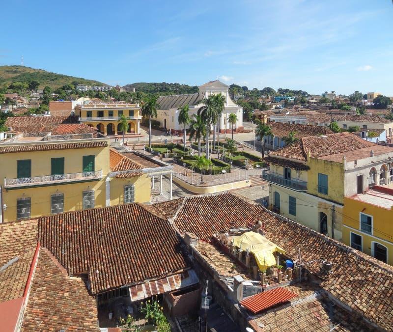 Trinidad i Kuba royaltyfri foto