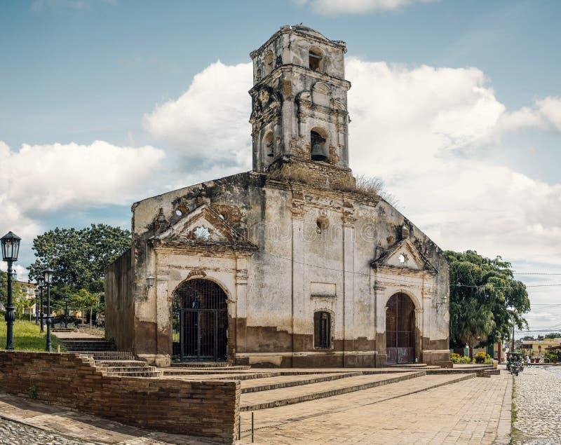 Trinidad Iglesia Santa Ana fotografia stock libera da diritti