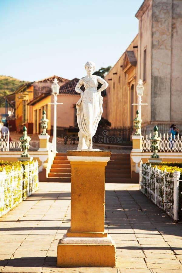 Trinidad stad, Kuba royaltyfria foton