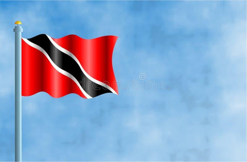 Trinidad tobago royalty ilustracja