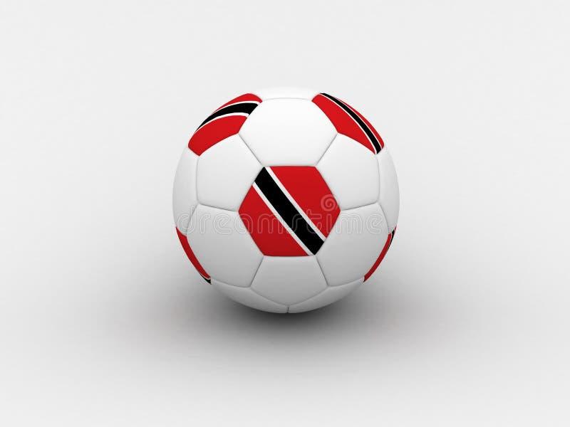 Trinidad and Tobago soccer ball