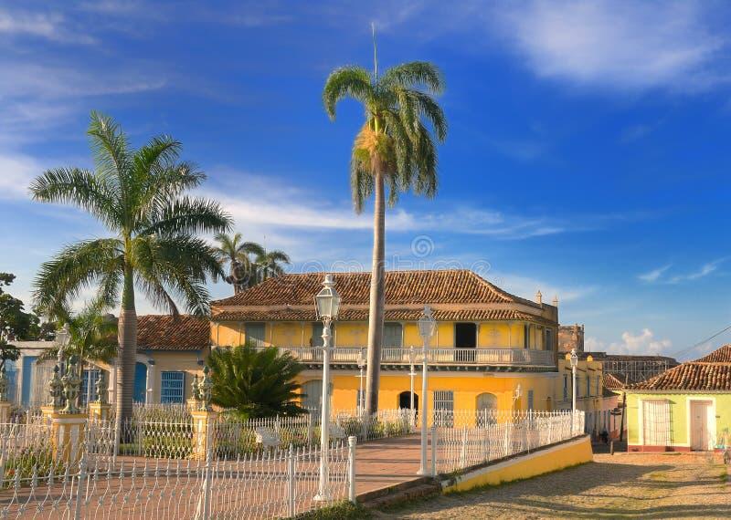 Download Trinidad Town, Cuba Stock Photography - Image: 11098522