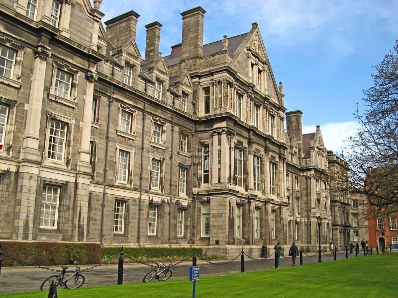 trinité de 01 universités image stock