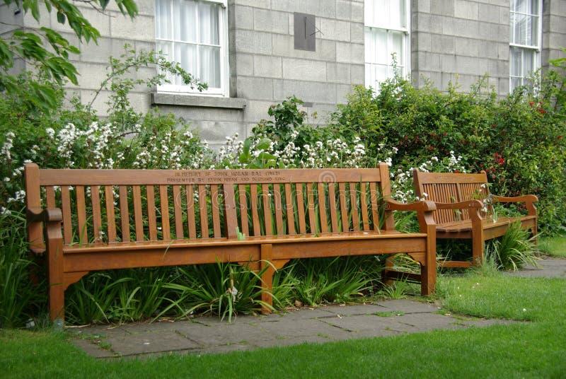 trinité de Dublin Irlande d'université image libre de droits