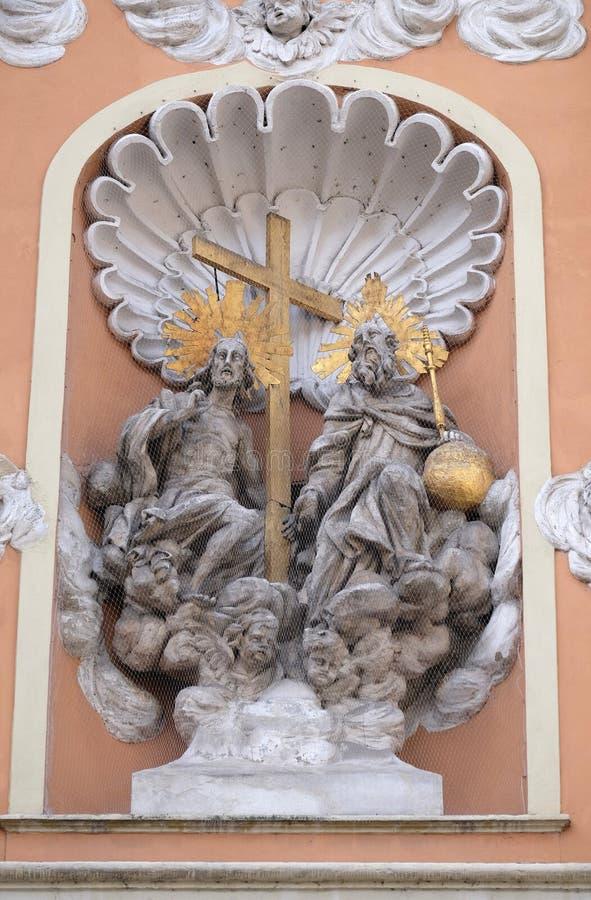 trinité sainte images libres de droits