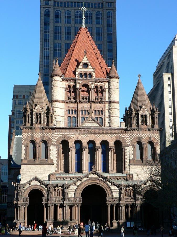 Trinity Church Stock Image