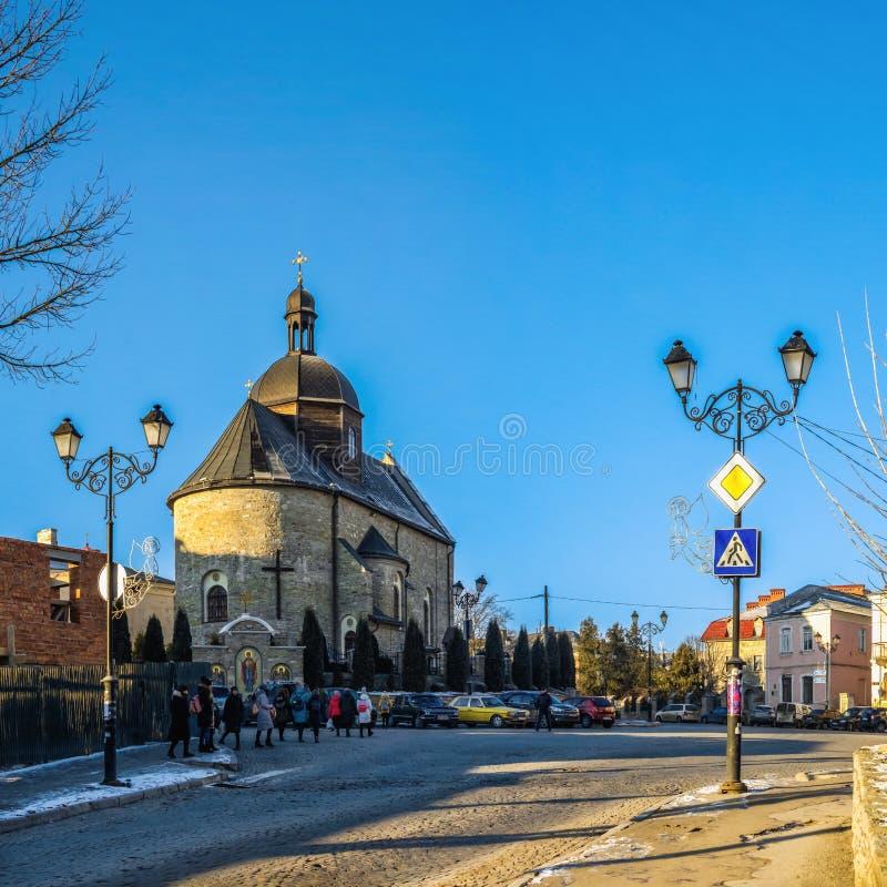 Free Trinity Church In Kamianets-Podilskyi, Ukraine Stock Photo - 202341750
