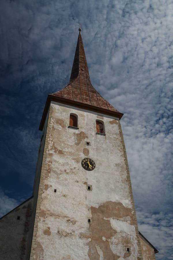Trinity Church, Rakvere, Estonia stock photography