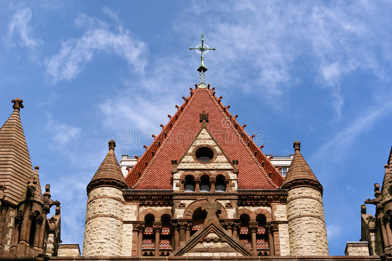 Download Trinity church top stock image. Image of divine, heavenly - 3252213