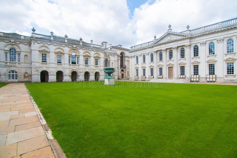 Trinity College immagine stock