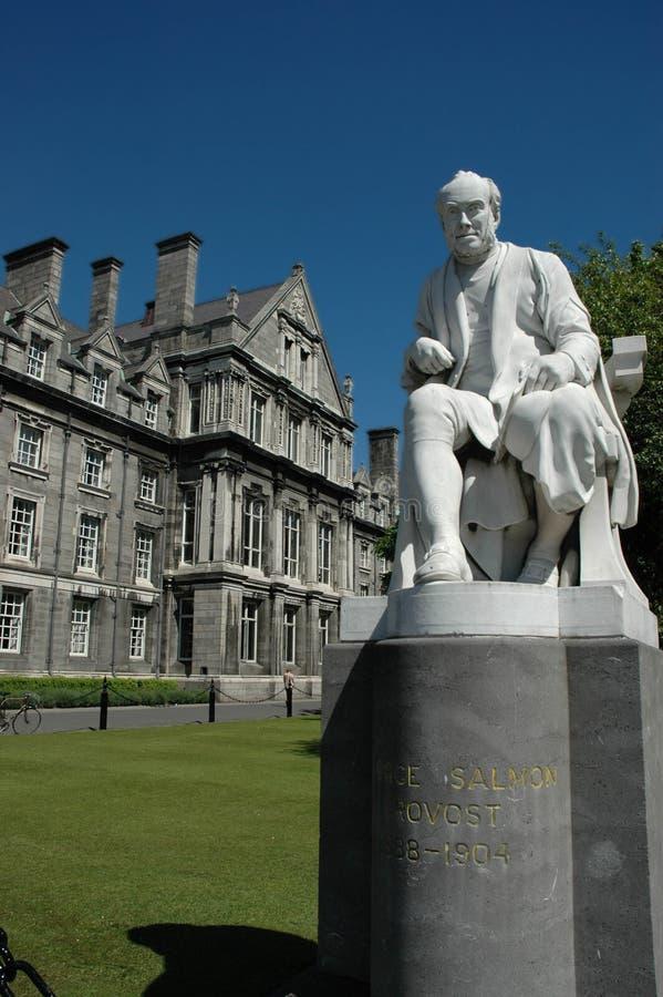 Trinity College, Dublin royalty free stock photography