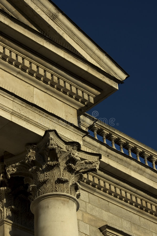 Trinity College Dublin stock images