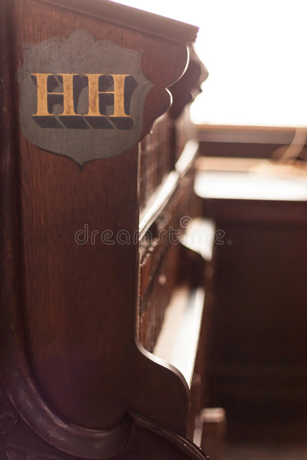 Trinity College Library royalty free stock images