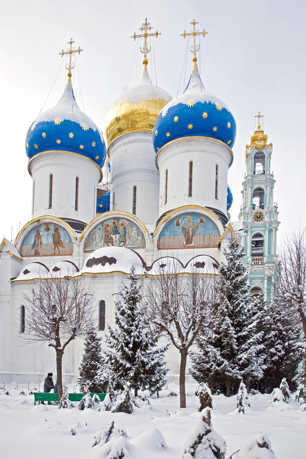 Free Trinity Lavra Of St. Sergius Stock Photography - 72409632