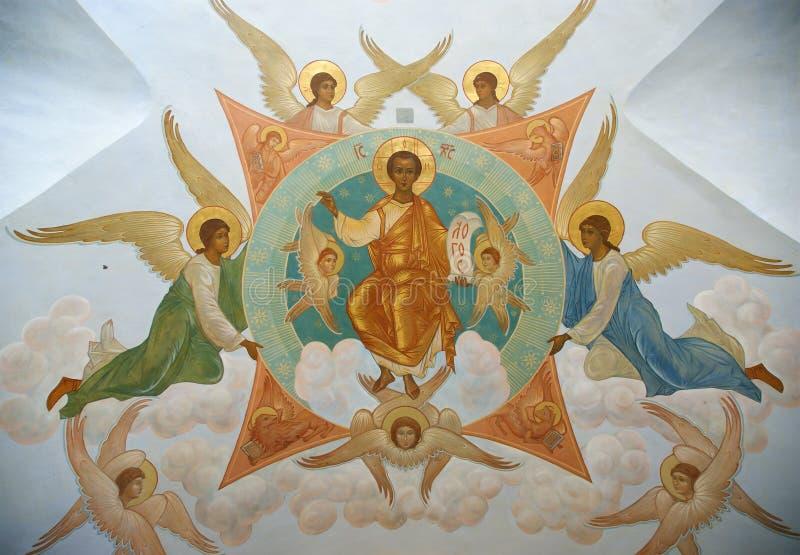 Trinity Sergius Lavra in Sergiev Posad. Russian. Federation. UNESCO World Heritage Site royalty free stock photos
