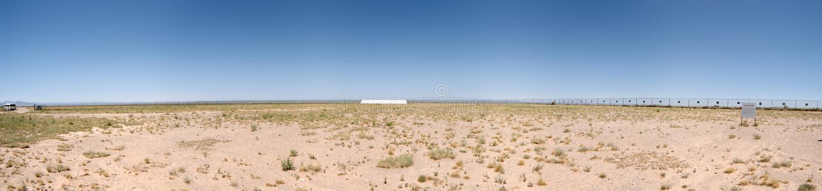 Trinity site stock photos