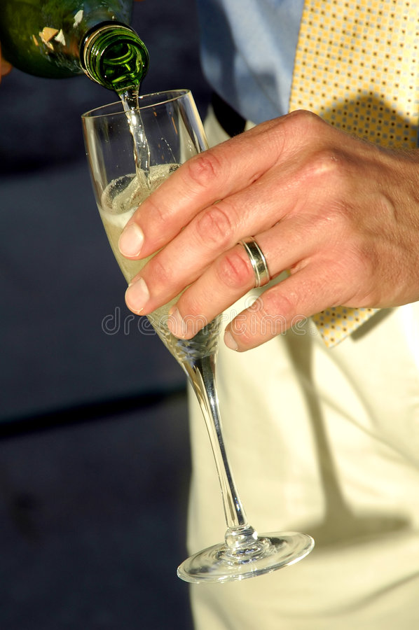 Trinken stockfoto